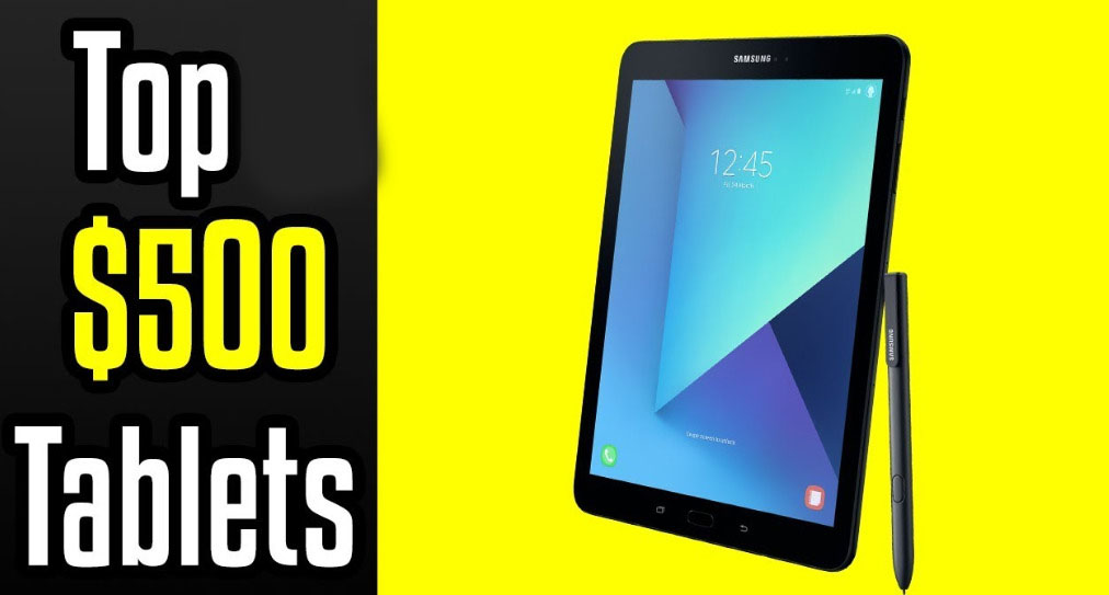 Tablets Under $500